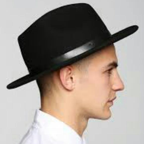 9927fbb7 ⬇Price drop⬇Brixton Messer fedora hat medium. M_5bb415da8ad2f9a16e0606a4